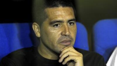 El talentoso jugador de Boca Juniors espera que su equipo derrote al Tol...