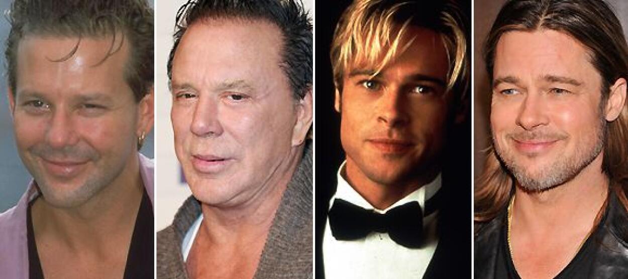 """Sometimos una laaarga lista de famosos que en décadas pasadas fueron """"Lo..."""