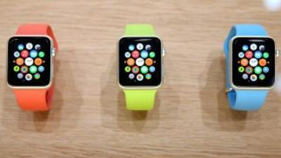 Del pedido inicial, la mitad corresponde a Apple Watch Sport.