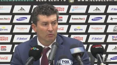 José de la Torre: 'La forma como el arbitro se refirió a mis jugadores q...