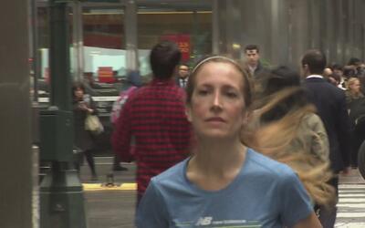 Elizabeth Maiuolo, la ultramaratonista que luchó contra la adversidad pa...