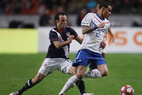 Holanda fue el duro rival que enfrentaron los estadounidenses en este co...