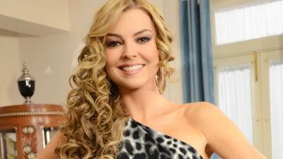 """Marjorie de Sousa fue nombrada la """"mala más buena de la televisión mexic..."""