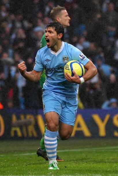 Después, Sergio Agüero consiguió el 3-2.
