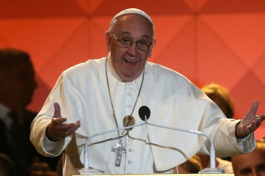 Papa Francisco, Filadelfia