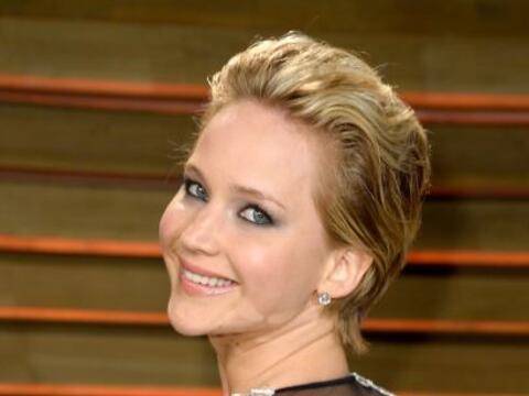 Jennifer LawrenceLa actriz se coronó en el conteo por su belleza...