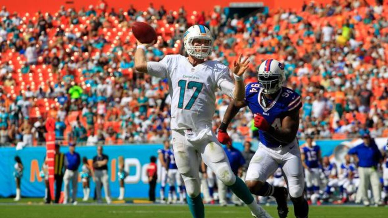 El DE de los Bills fue el Defensivo de la Semana en la segunda y ahora e...