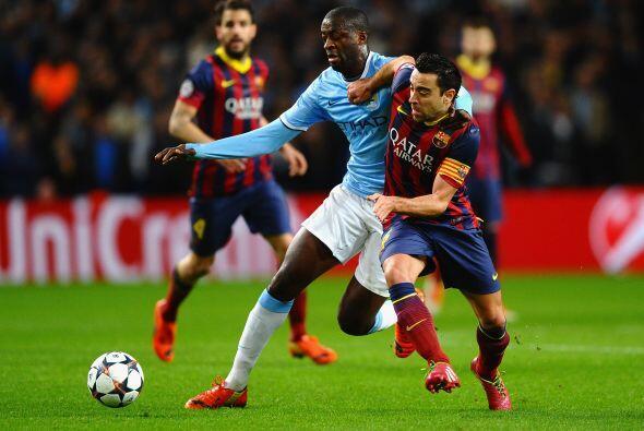 Yaya Touré demostró su fortaleza ante sus ex compañ...