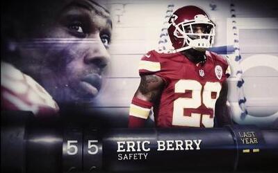 Top 100 Jugadores 2016: #55 Eric Berry