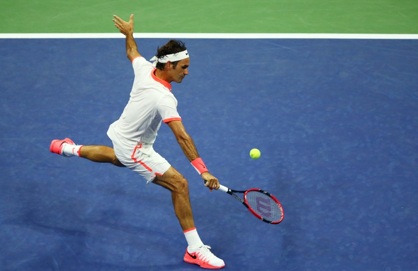 El próximo rival de Federer será el alemán Philipp Kohlschreiber.