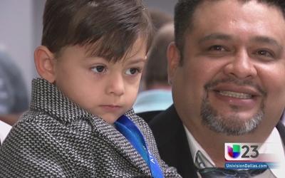 Nuevo hogar para decenas de niños en Dallas