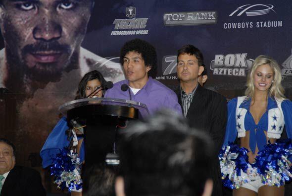 Salvador Sánchez Jr., sobrino de la leyenda, Sal Sánchez,...