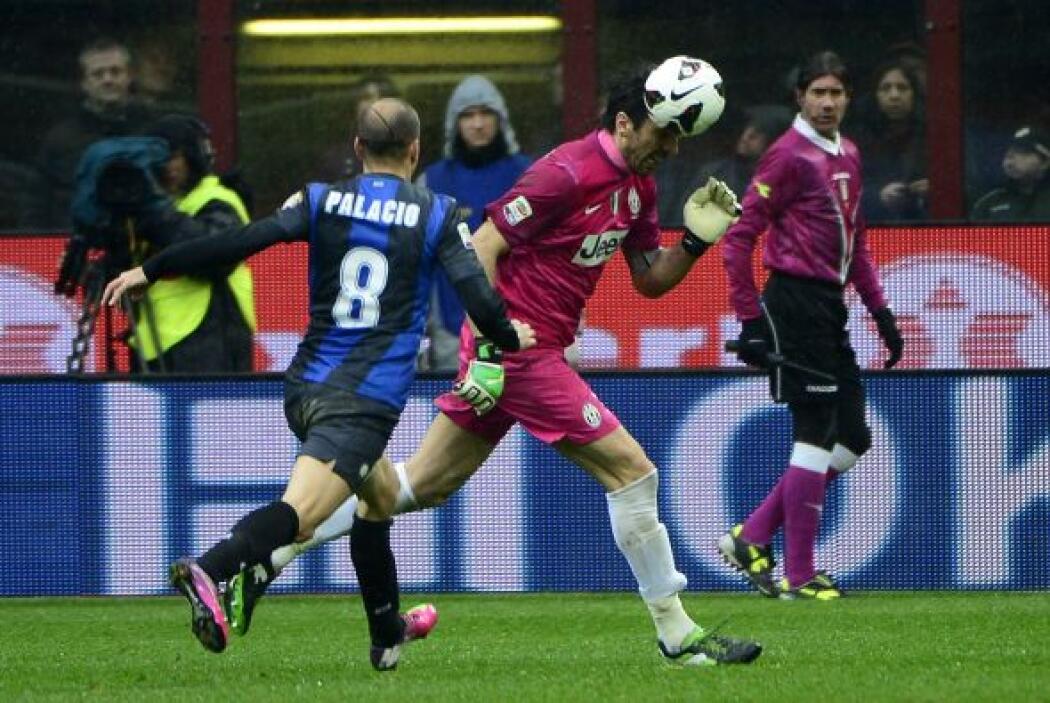 El portero de la Juventus fue factor para que la 'Vecchia Signora' se ll...