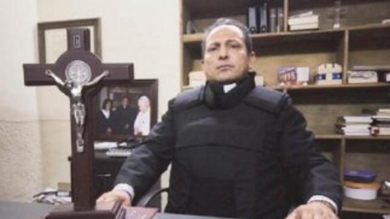 Gregorio López. Fotografía tomada de Twitter.