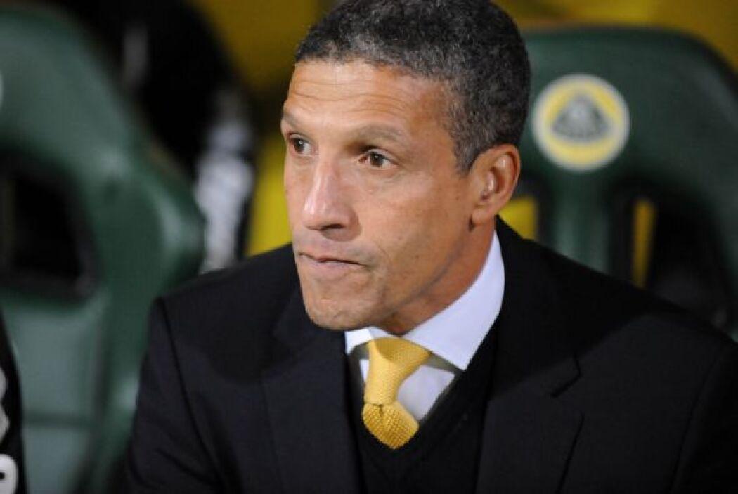 Los jugadores elegidos son dirigidos por el entrenador inglés Chris Hugh...