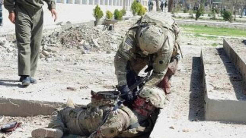 Según el recuento de un portal, suman tres mil soldados de la OTAN muert...