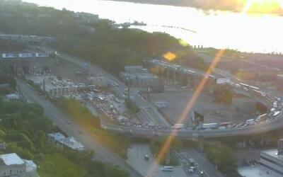 Accidente en el tubo norte del Lincoln Tunnel deja un muerto y un herido