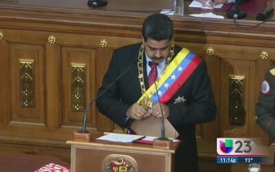 Reacciona exilio venezolano a inconstitucionalidad de Ley de Amnistía