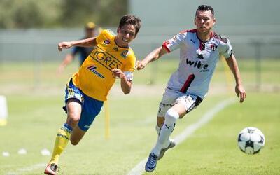 Jürgen Damm desea que Tigres se imponga a un grande como América.