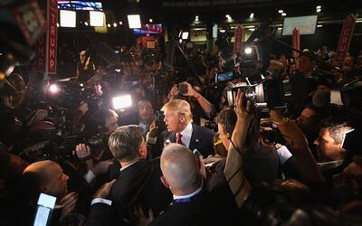 A Trump lo ha caracterizado su desidia por los hechos y la verdad durant...