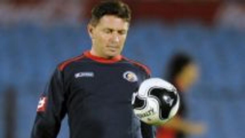 Rolando Fonseca podría estar vinculado a Gabriel Morales Fallón.