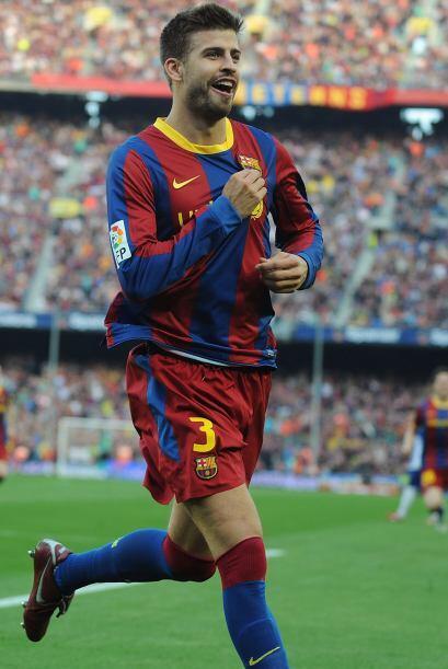 Gerard Piqué: Lo mejor de él se vio al principio de temporada y también...