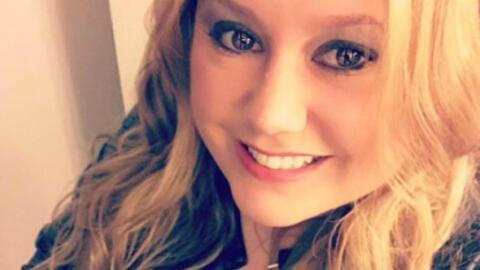 Tiffany Thrasher, de 33 años fue encontrada muerta en un departamento en...