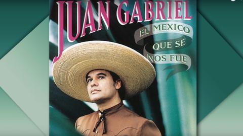 Juan Gabriel fue reconocido como un activista a favor de los inmigrantes.