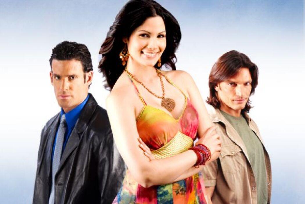 """Julián Gil participó en la primera web novela de Univision.com, """"Mi Ador..."""