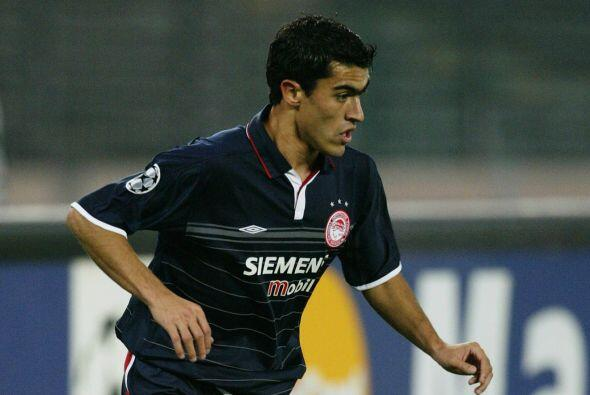 Nery Castillo, el jugador de raíces uruguayas despuntó con el Olimpiakos...