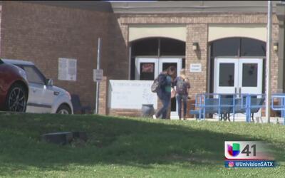 Estudiantes de preparatoria acusados de conductas sexuales inapropiadas