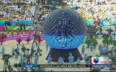 Oficialmente se inaugura el tan esperado Mundial 2014