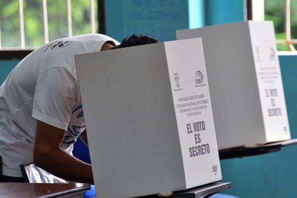 El referéndum pronosticaba un triunfo de hasta cuatro a uno, sin...