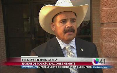 Balcones Heights no quiere de regreso al jefe de policía