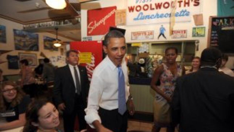 El presidente Obama cuenta con más apoyo de musulmanes y judíos que de c...