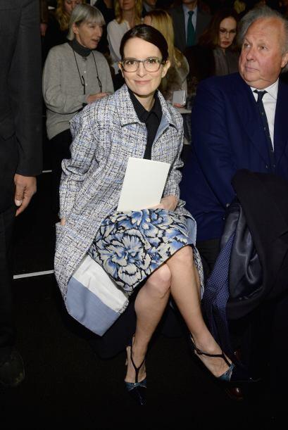 La moda latina de Carolina Herrera sigue siendo la consentida de muchas...