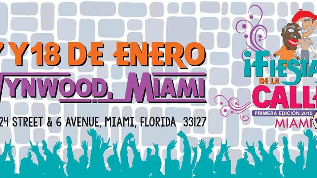 Fiestas de la Calle, Miami, FL