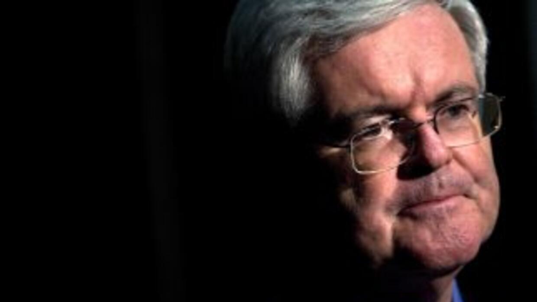 A finales de noviembre, Newt Gingrich aprovechó la caída del precandidat...