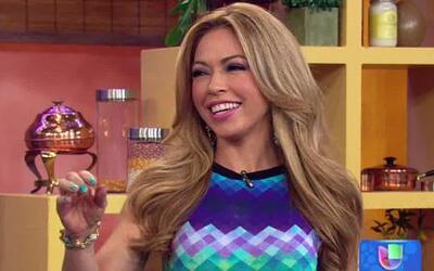 Claudia Molina aconsejó sobre los alimentos que te ayudan a mejorar la c...