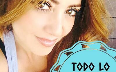 Andrea Legarreta tiene un mensaje de amor
