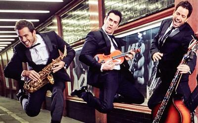 David Zepeda, Mane de la Parra y Pablo Lyle sí saben cómo divertirse