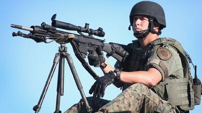 Equipamiento militar se pierde en los Departamentos de Policía