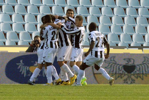 Segundo gol del partido para el 'Toto' y Udinese se impuso por 3-0.