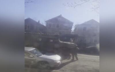 Equipo SWAT atendió caso de atrincheramiento en La Villita