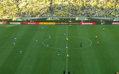 Highlights: Ecuador at Brasil on June 4, 2016