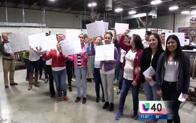 Fábrica de Charlotte se une al movimiento 'Un día sin inmigrantes'