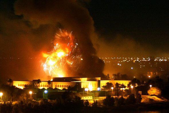 La de Irak se ha convertido junto a Afganistán en la guerra más larga en...