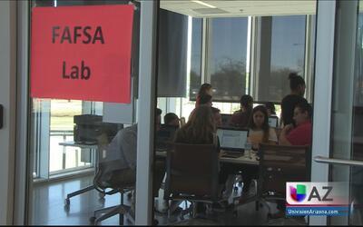 Convocatoria abierta para el programa FAFSA