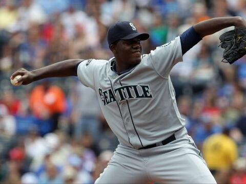 Pitcher abridor: El dominicano Michael Pineda tuvo una brillante labor a...
