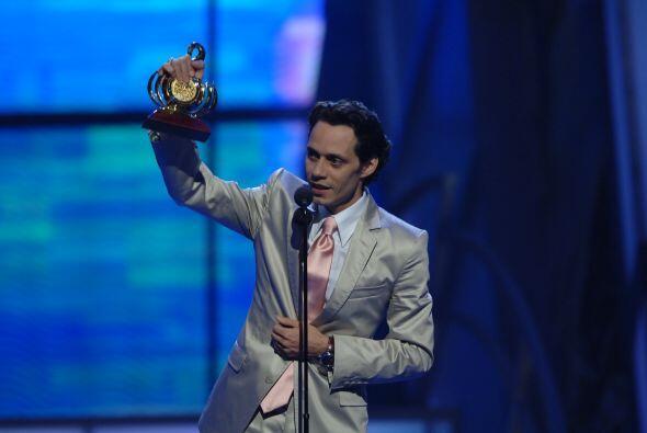Marc Anthony se llevará el reconocimiento a Premio a la Excelencia 2014.
